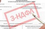 Что нужно для подачи декларации 3-ндфл в налоговую? — все о налогах