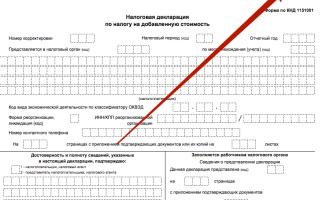 В 2015 г. планируется введение новой формы декларации по ндс — все о налогах