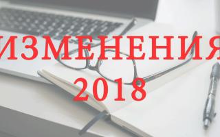 Изменения в гк рф с 1 июня 2018 года — все о налогах