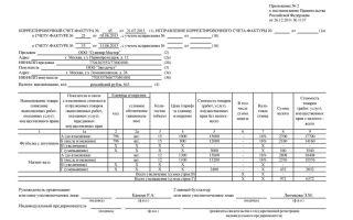 Случай, когда при изменении стоимости отгрузки составляется обычный счет-фактура вместо корректировочного — все о налогах